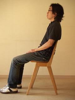 椅子の使用状況