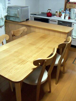 テーブル&カウンター