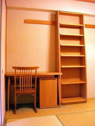 小机&書棚