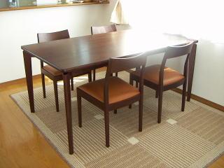 ボーチェア&テーブル