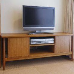 テレビボード 3|オーダー家具 作例集