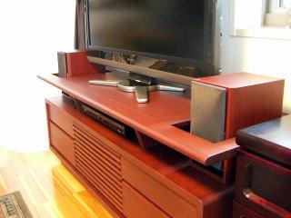 テレビローボード1490