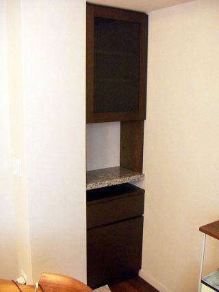 K.Sさんの隙間家具