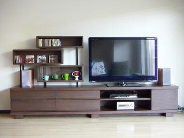 テレビリビングボード
