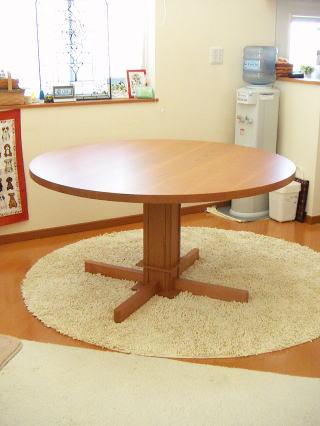 ライト風丸テーブル