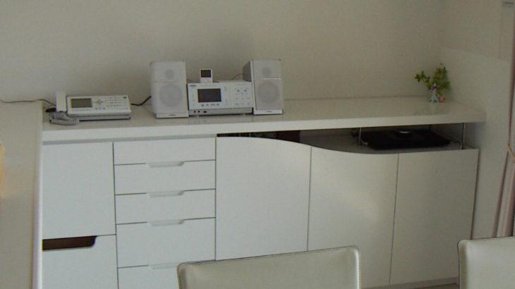 サイドボード 3|オーダー家具 作例集
