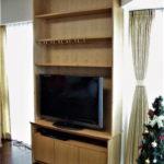 薄型テレビリビング