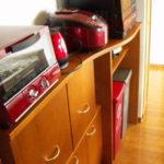 S,Aさんの波型キッチンカウンター