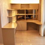 夫婦の書斎家具