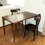 テーブル&シープチェア