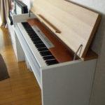 電子ピアノ台