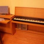 ピアノ収納台