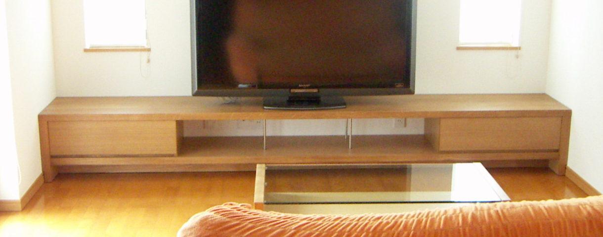 テレビローボード3032