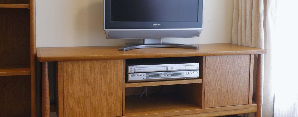 北欧風TVローボード