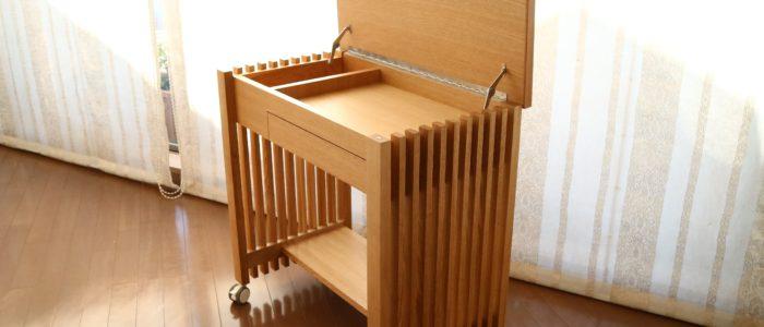 PCワゴンテーブル