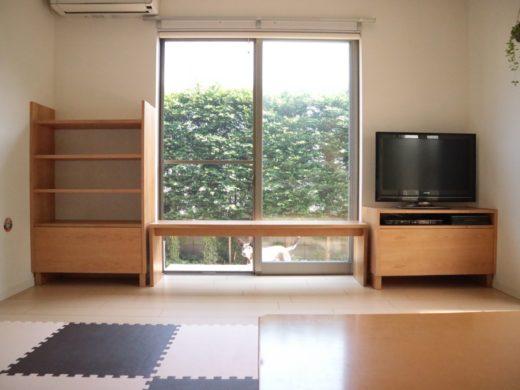 テレビ台・書棚・ベンチ